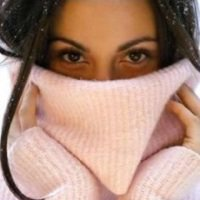 Уход за лицом зимой в домашних условиях